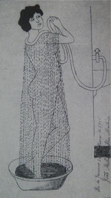 Cartão postal. RJ. 1905