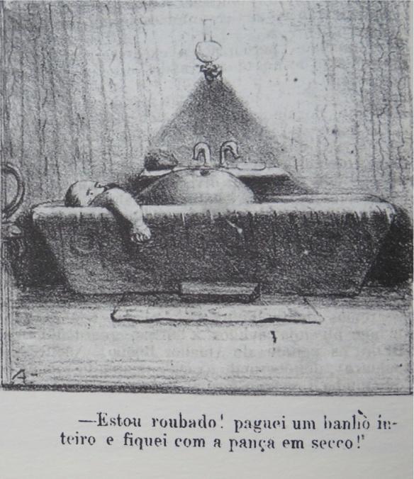 O Diabo Coxo, 6 de out. 1865. Agostini