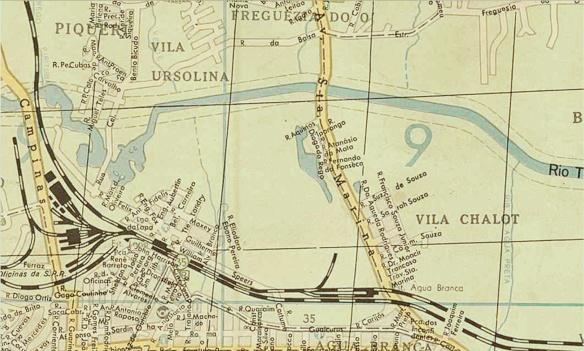 mapa sara brasil 1930 rua da balsa